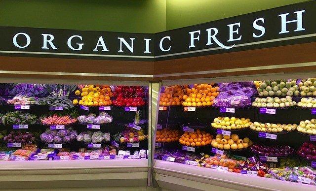 organic food, organic fruits, organic vegetables