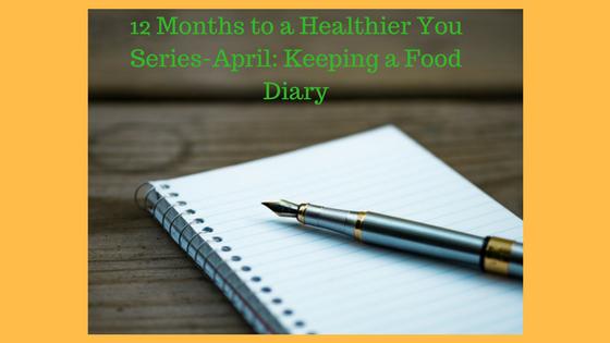 food diary, food journal