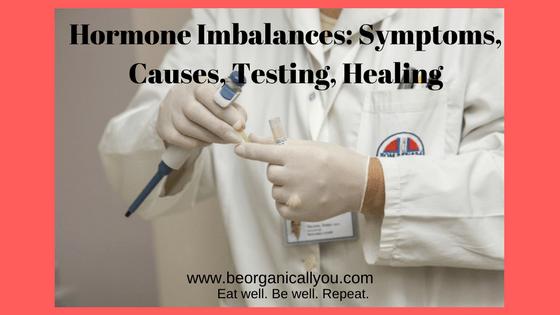 hormone imbalance, hormonal imbalance